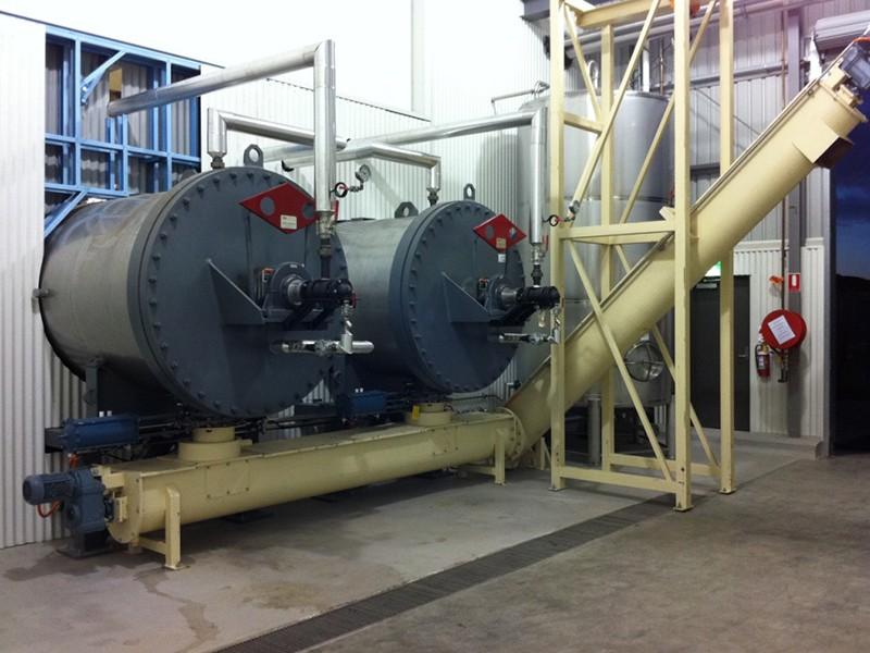 Augers NZ | Conveyor Technology Ltd